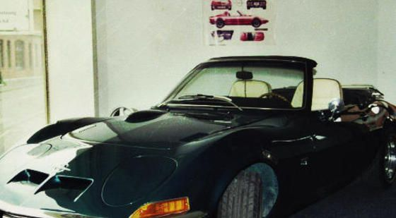 Cabrio-Umbau