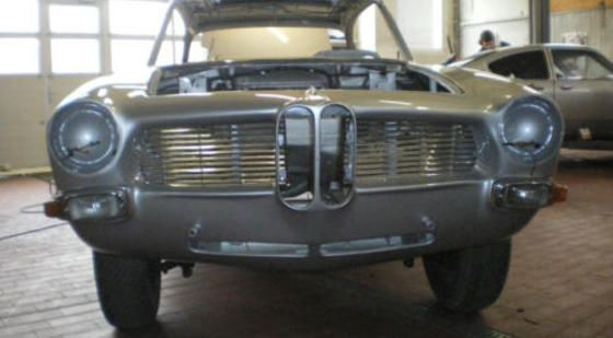 BMW Bertone