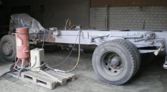 Mercedes-LKW