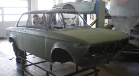 Fahrzeugbau - PKW